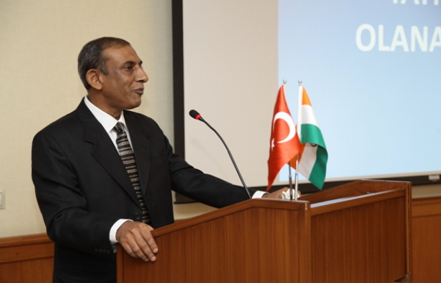 Interactive event to promote business and investment opportunities in India organised in Istanbul on 9th December, 2014