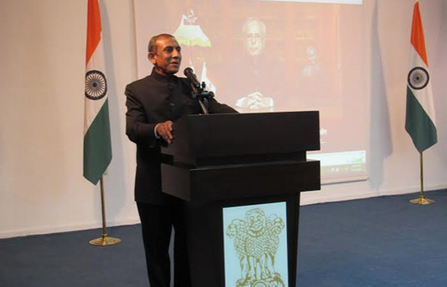 67th Republic Day of India celebrations in E/I, Ankara