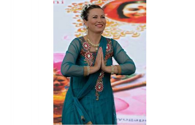 Sahaja Yoga was explained under music and dances at the India pavilion at EXPO 2016 in Antalya.  Yoga was demonstrated to the visitors at Little Amphitheatare for the first time.