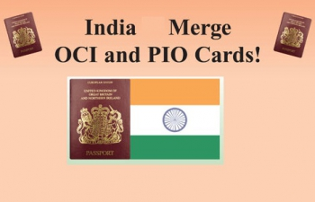 Merger of PIO and OCI Cards