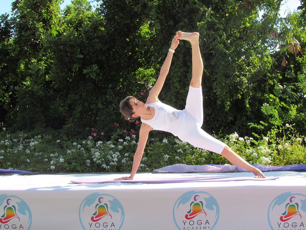 Yoga Festival in Antalya by International Yoga Federation (June 24,2017)