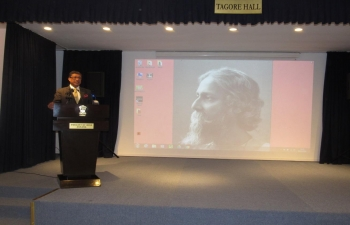 Embassy of India Celebrated Tagore Festival May 08, 2019