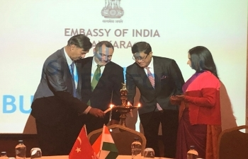 India Business Forum Inaugurated on December 07, 2018