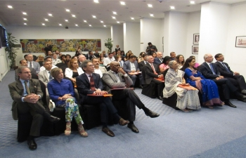 3rd Mahatmna Gandhi Lecture on July 25, 2019