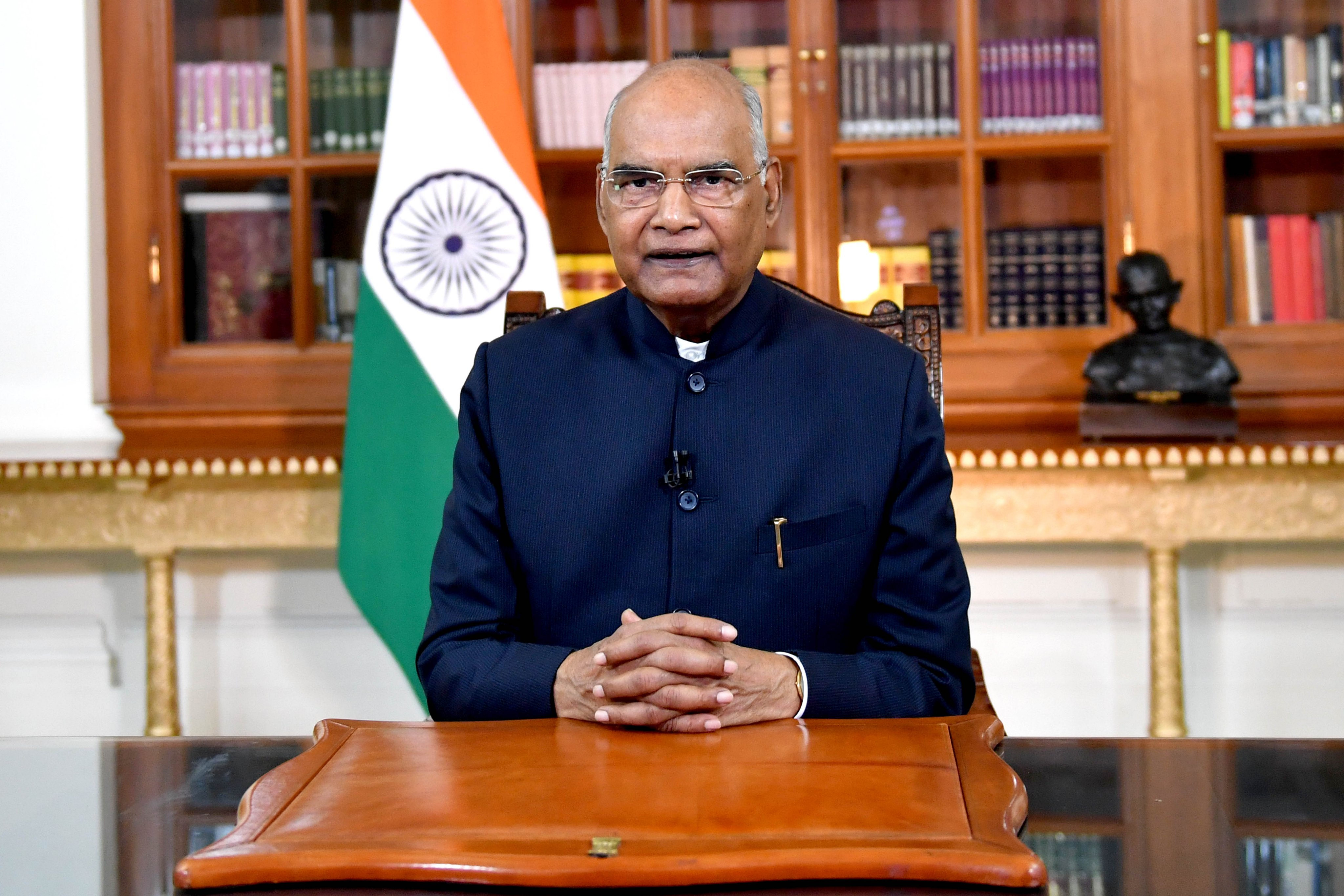 President of India's Address to the Nation on the eve of 75th Independence Day of India